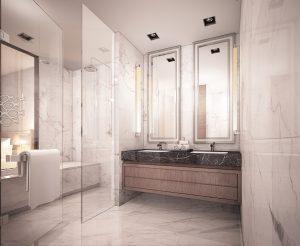 G. 2 BR unit type_Bathroom