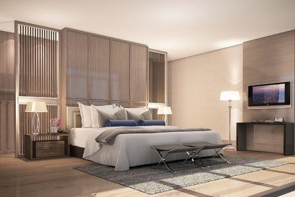 I. 3 BR unit type_Bedroom